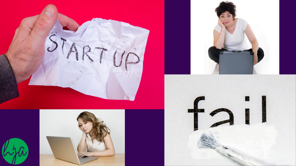 Why Do so Business Startups Fail?